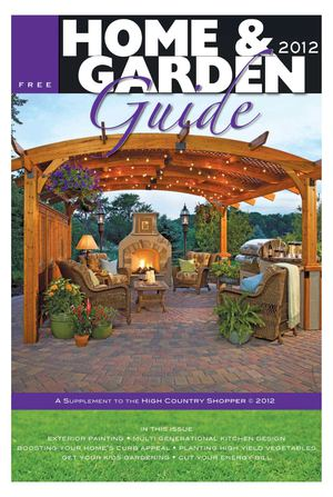 High Country Shopper Home & Garden Guide 2012
