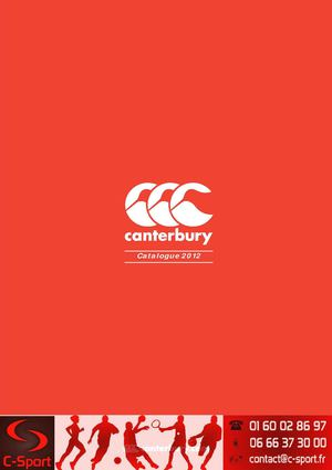 Canterbury Rugby 2012