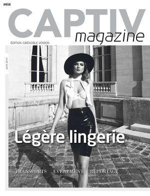 Captiv Magazine N°58 – avril 2012