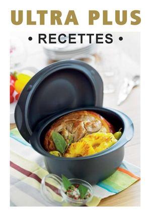 Recettes de cuisine pour Tupperware Ultra plus