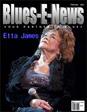 Blues-E-News Magazine  February 2012