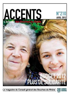 Accents n° 210 - Avril 2012