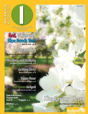 Indianola Magazine - April 2012