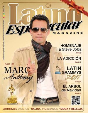29 | Latino Espectacular | Marc Anthony
