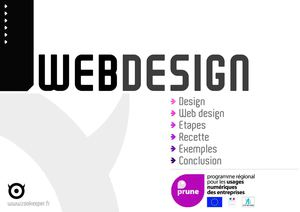 Web design: définitions.