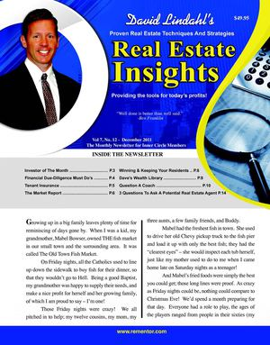 December 2011 - Dave Lindahl's Real Estate Insights