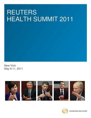Reuters | Health Summit 2011