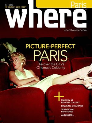 Where Paris Magazine - May 2012