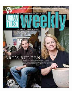 Urban Tulsa Weekly May 10 - 16, 2012