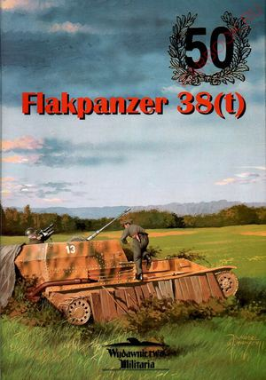 Wydawnictwo Militaria 50 Flakpanzer 38(t)