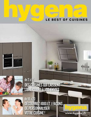 Calaméo Catalogue Hygena - Hygena cuisine