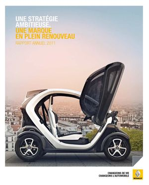 Renault - Rapport Annuel 2011