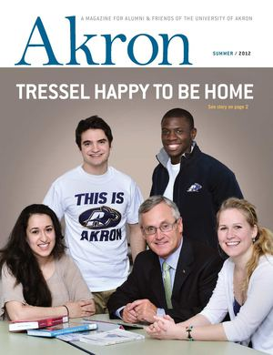 Akron magazine | Summer / 2012