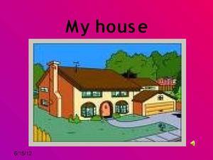Calam o partes de la casa en ingles - Partes de la casa en ingles para ninos ...