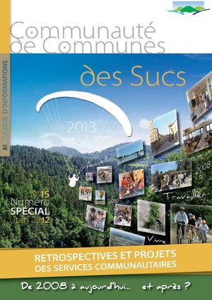 Magazine d'informations n°15