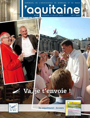 Calam o 2011 13 l 39 aquitaine juillet 2011 le journal des catholique - Le journal de bordeaux ...