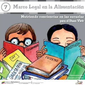 Marco Legal en Alimentación