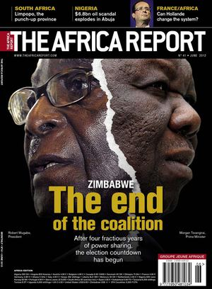 The Africa Report - ZIMBABWE Focus - June 2012