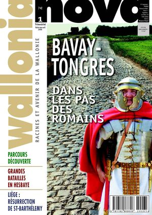 Wallonia Nova - Bavay Tongres