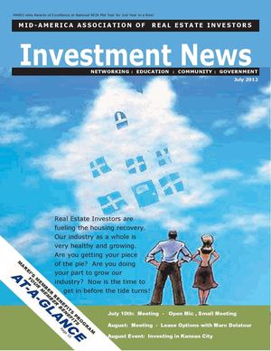 MAREI's Investment News - July 2012