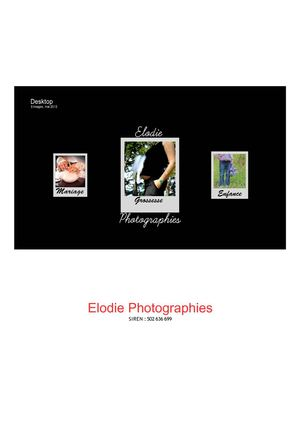 tarifs elodie photographies