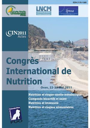 Congrès International de Nutrition 2011