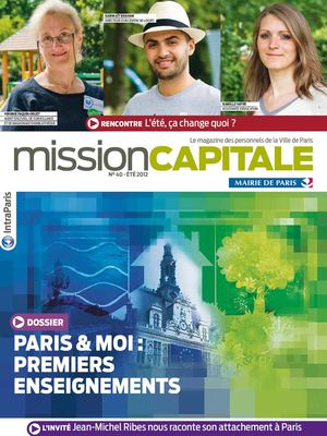 Mission Capitale, n°40