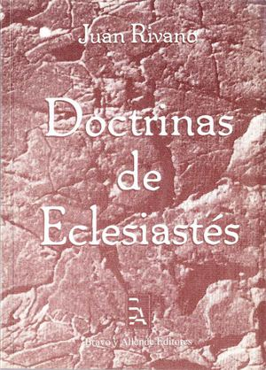 DOCTRINAS DE ECLESIASTES