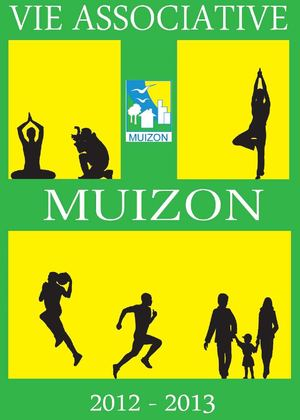 Muizon Vie Associative 2012 - 2013
