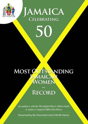 50 Most Outstanding Jamaican Women - Record