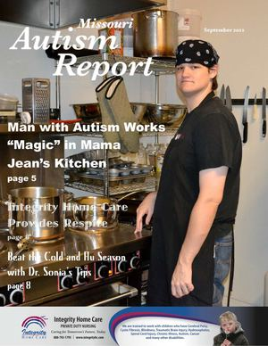Missouri Autism Report September 2012 issue