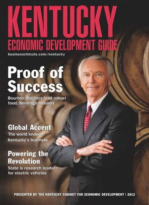 Kentucky Economic Development Guide 2012