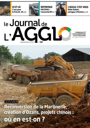 Journal d'Agglo n°23
