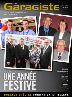 Calam o le garagiste septembre 2012 - Francois l embrouille garagiste ...