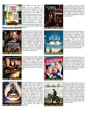 Catalogo de Películas