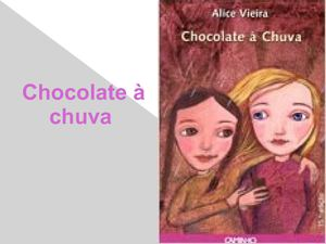 Chocolate à chuva
