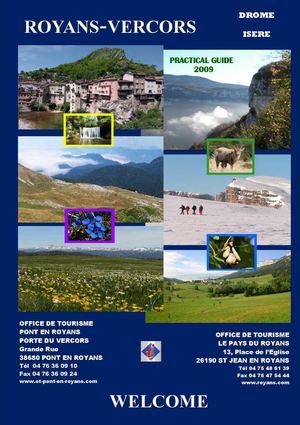 Office de tourisme le pays du royans - Office du tourisme pont en royans ...