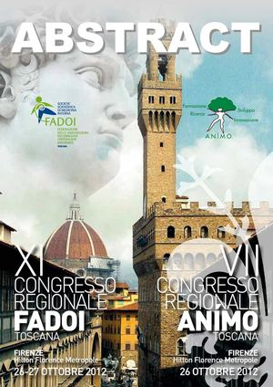 XI CONGRESSO REGIONALE FADOI TOSCANA - LIBRO ABSTRACT 2012