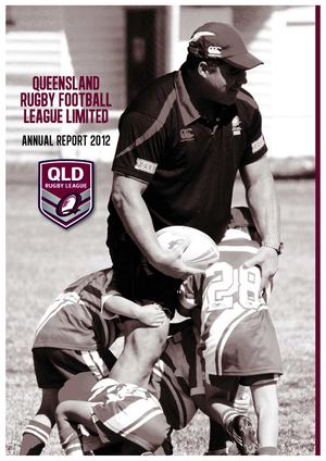 QRL Annual Report 2012