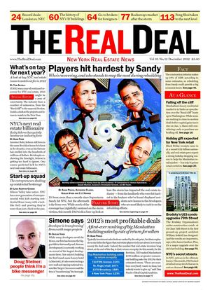 The Real Deal December 2012