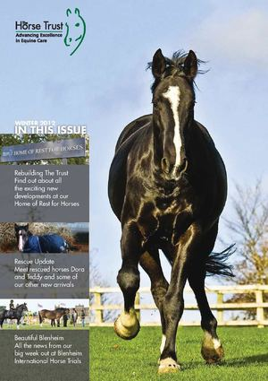 The Horse Trust Newsletter Winter 2012