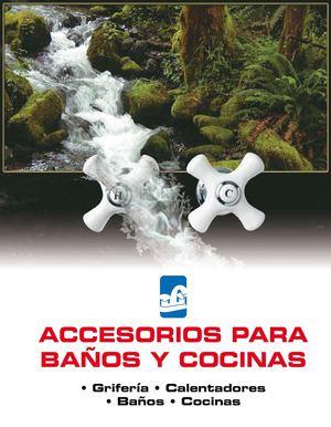 Calam o accesorios para ba os y cocinas for Accesorios para bano y cocina