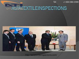 Asia Textile Inspections