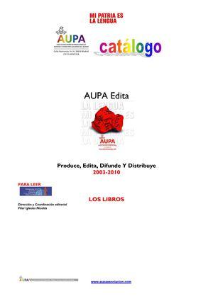 catalogo último 2010