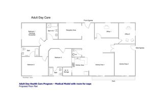 Daycare Floor Plans | Calameo Adult Day Care Sample Floor Plan