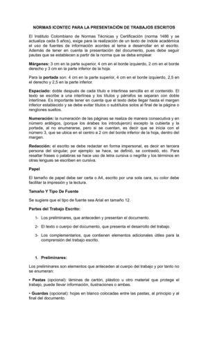 """Calaméo - NORMAS TÉCNICAS ICONTEC """"TRABAJOS ESCRITOS"""" - photo#38"""