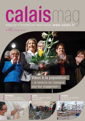 Calais Mag Février 2013