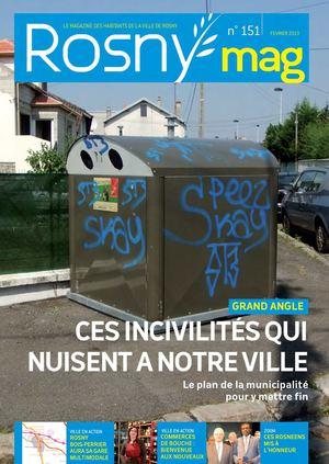 Rosny Magazine N°151