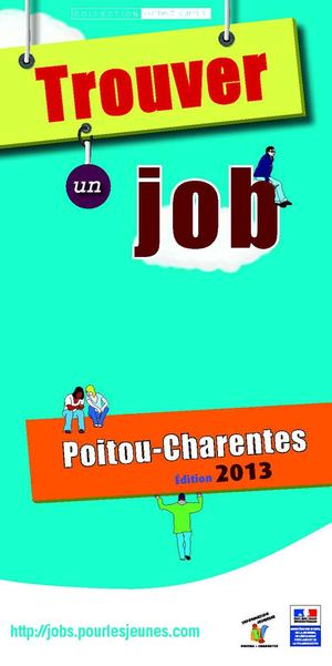 calam u00e9o - guide trouver un job 2013