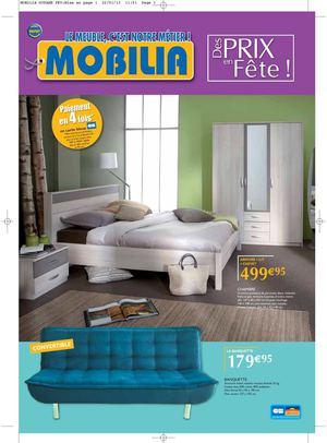 Calam o catalogue mobilia 2013 for Mobilia 1